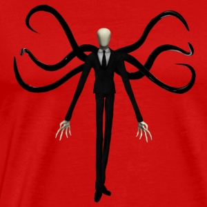 slenderman_resource_by_dimelotu-d591k9u.png T-Shirts - Men's Premium T-Shirt