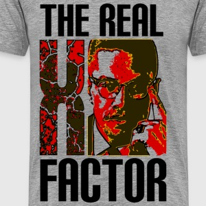 The Malcolm X-Factor T-Shirts - Men's Premium T-Shirt