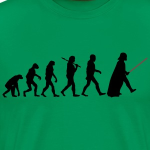 Vader Evolution T-Shirts - Men's Premium T-Shirt