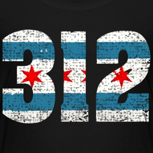 312 Chicago Flag Shirts, Hoodie, Apparel, Clothing Baby & Toddler Shirts - Toddler Premium T-Shirt