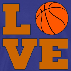 Love New York  Basketball T-Shirt - Men's Premium T-Shirt