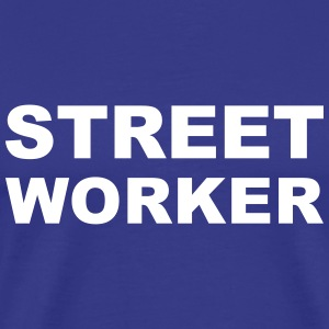 Streetworker T-Shirts - Men's Premium T-Shirt