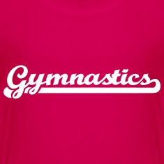 Gymnastics Kids' Shirts