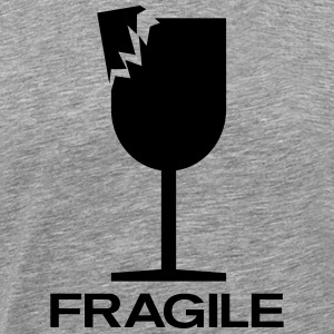 fragile Shirt - Men's Premium T-Shirt