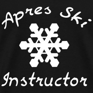 Apres Ski Instructor - Men's Premium T-Shirt