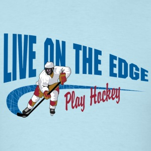 Hockey T-Shirt - Men's T-Shirt