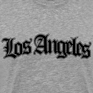 Los Angeles - Men's Premium T-Shirt