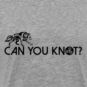 Can You Knot? V3 T-Shirts - Men's Premium T-Shirt
