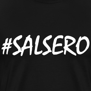 Men's #Salsero Tshirt - Men's Premium T-Shirt