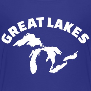 Great Lakes Kids' Shirts - Kids' Premium T-Shirt