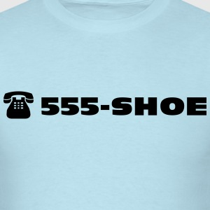 555 - SHOE The shoe emergency call Shirt - Men's T-Shirt