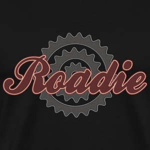 Bicycle Cycling Roadie T-Shirt - Men's Premium T-Shirt