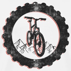 Bicycle Vintage Mountain Bike T-Shirt