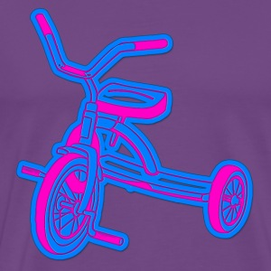 Bicycle First Bike T-Shirt - Men's Premium T-Shirt