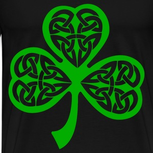 Irish Clover - Men's Premium T-Shirt