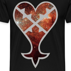 Heartless Galaxy - Men's Premium T-Shirt
