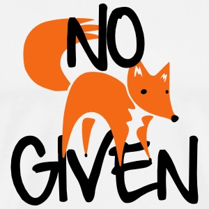 No Fox Given T-Shirts - Men's Premium T-Shirt