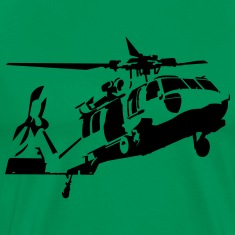 helicopter T-Shirts
