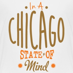 Chicago State of Mind Apparel Clothing  Baby & Toddler Shirts - Toddler Premium T-Shirt