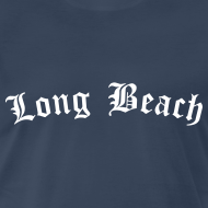 Design ~ Long Beach T-Shirt