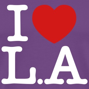 I Love L.A - Men's Premium T-Shirt