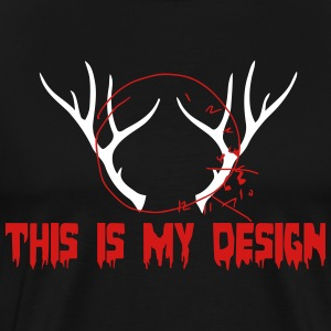 this_is_my_design T-Shirts - Men's Premium T-Shirt