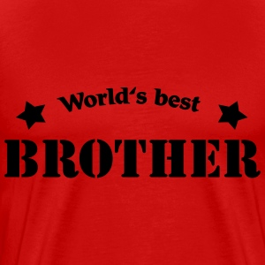 World's best Brother T-Shirts - Men's Premium T-Shirt
