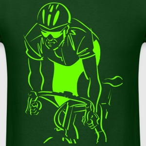Cycling Dark T-Shirt - Men's T-Shirt