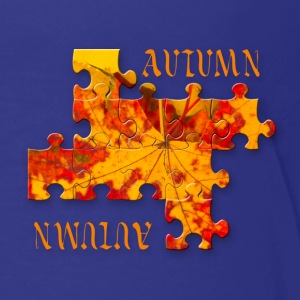 Autumn leaves puzzle Baby & Toddler Shirts - Toddler Premium T-Shirt