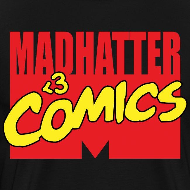 MadHatter Loves Comics 3-4X