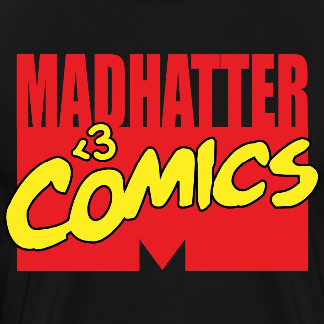 MadHatter Loves Comics 3-4X