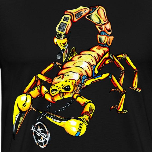 Mr. Scorpion 3-4X