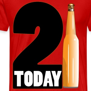 Today 21 - Men's Premium T-Shirt