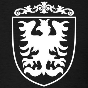 Eagle Coat of Arms - Men's T-Shirt