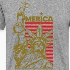 'merica (2 Color) T-Shirts