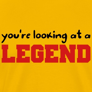 Legend T-Shirts - Men's Premium T-Shirt