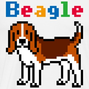 Beagle Search - Men's Premium T-Shirt