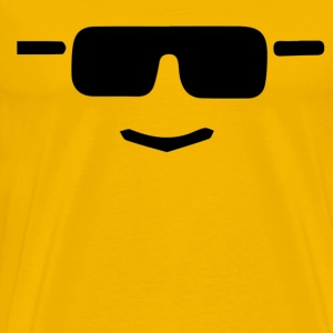 Cool Lego Face T-Shirts - Men's Premium T-Shirt