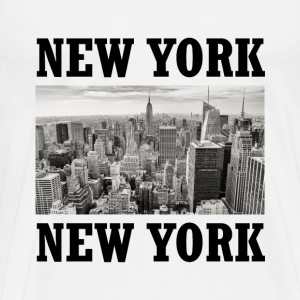 New York New York - Men's Premium T-Shirt