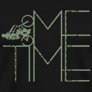 Bicycle Cycling Me Time - Men's Premium T-Shirt