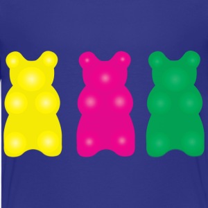 Candy Gummy Bear T-Shirt - Kids' Premium T-Shirt