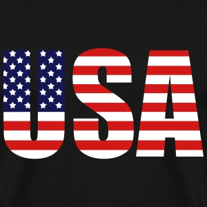 usa T-Shirts - Men's Premium T-Shirt
