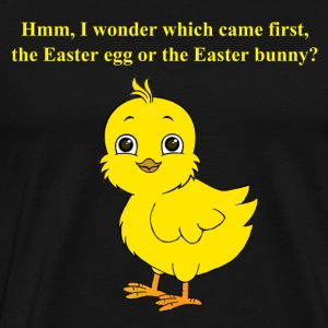 Which Came First T-Shirts - Men's Premium T-Shirt