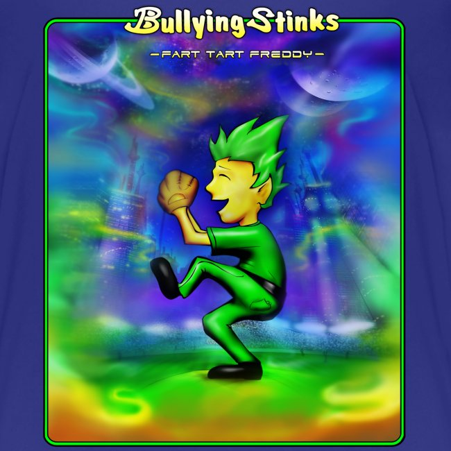 Kid's Bullying Stinks cover