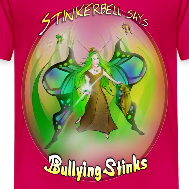 Kids - Stinkerbell says bullying stinks