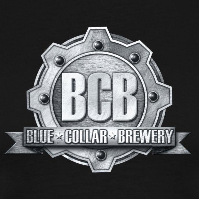 BCB Steel Logo - Men's Heavyweight T-Shirt