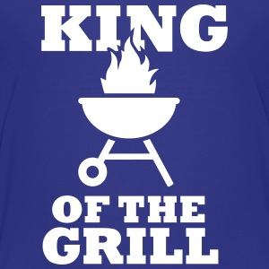 King of the Grill Kids' Shirts - Kids' Premium T-Shirt