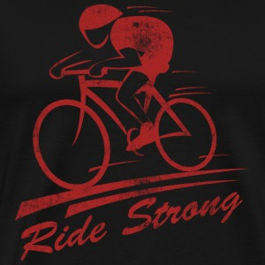 Bicycle Ride Strong - Men's Premium T-Shirt