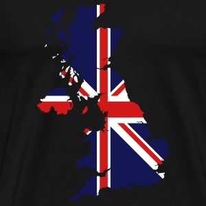 Great Britain t-shirt - Men's Premium T-Shirt