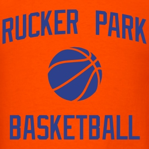Rucker Park Basketball T-Shirts - Men's T-Shirt